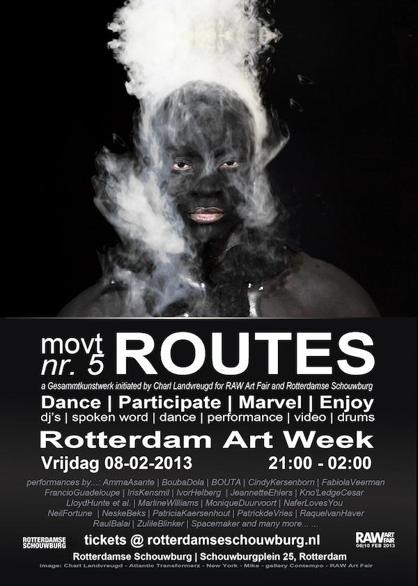 ROUTES Flyer