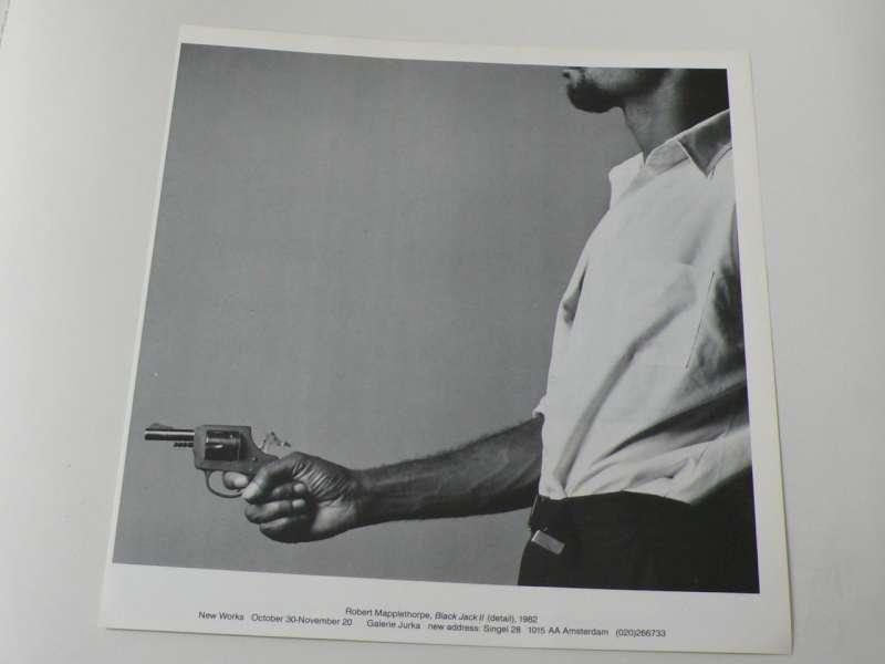 Black Jack (1982) Mapplethorpe